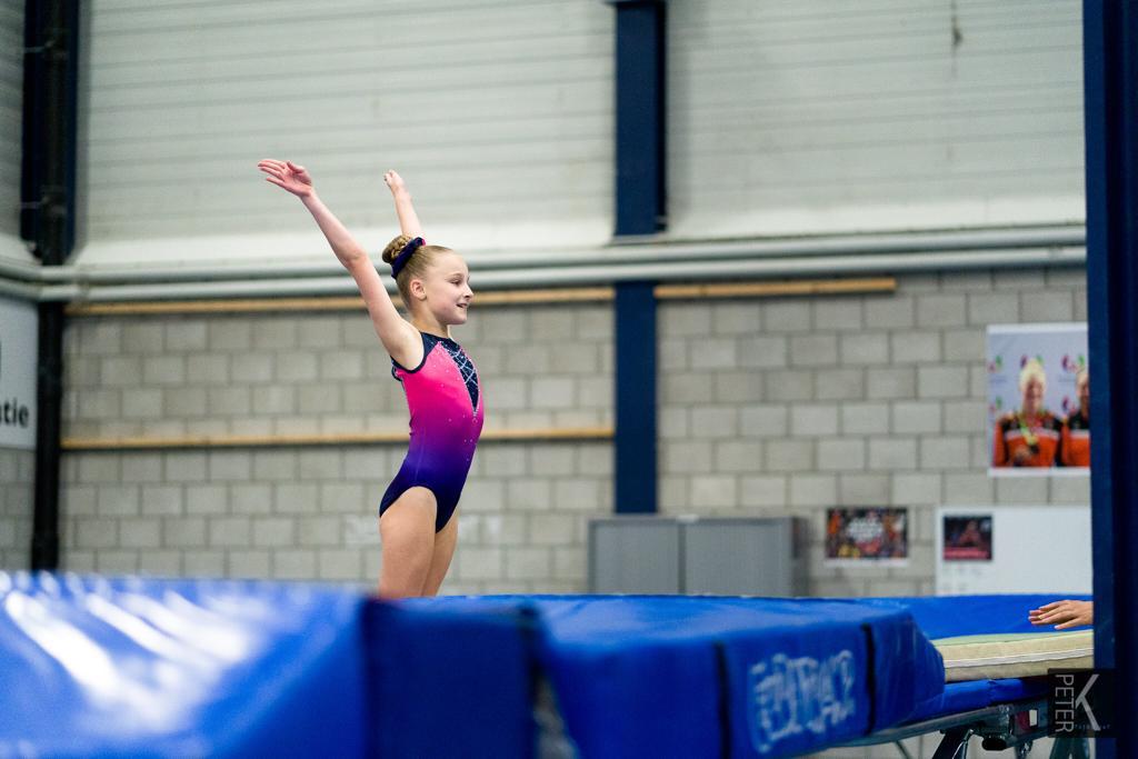 Megan Brouwers, Kwalificatie Jeugd WK, Rusland, Sint Petersburg